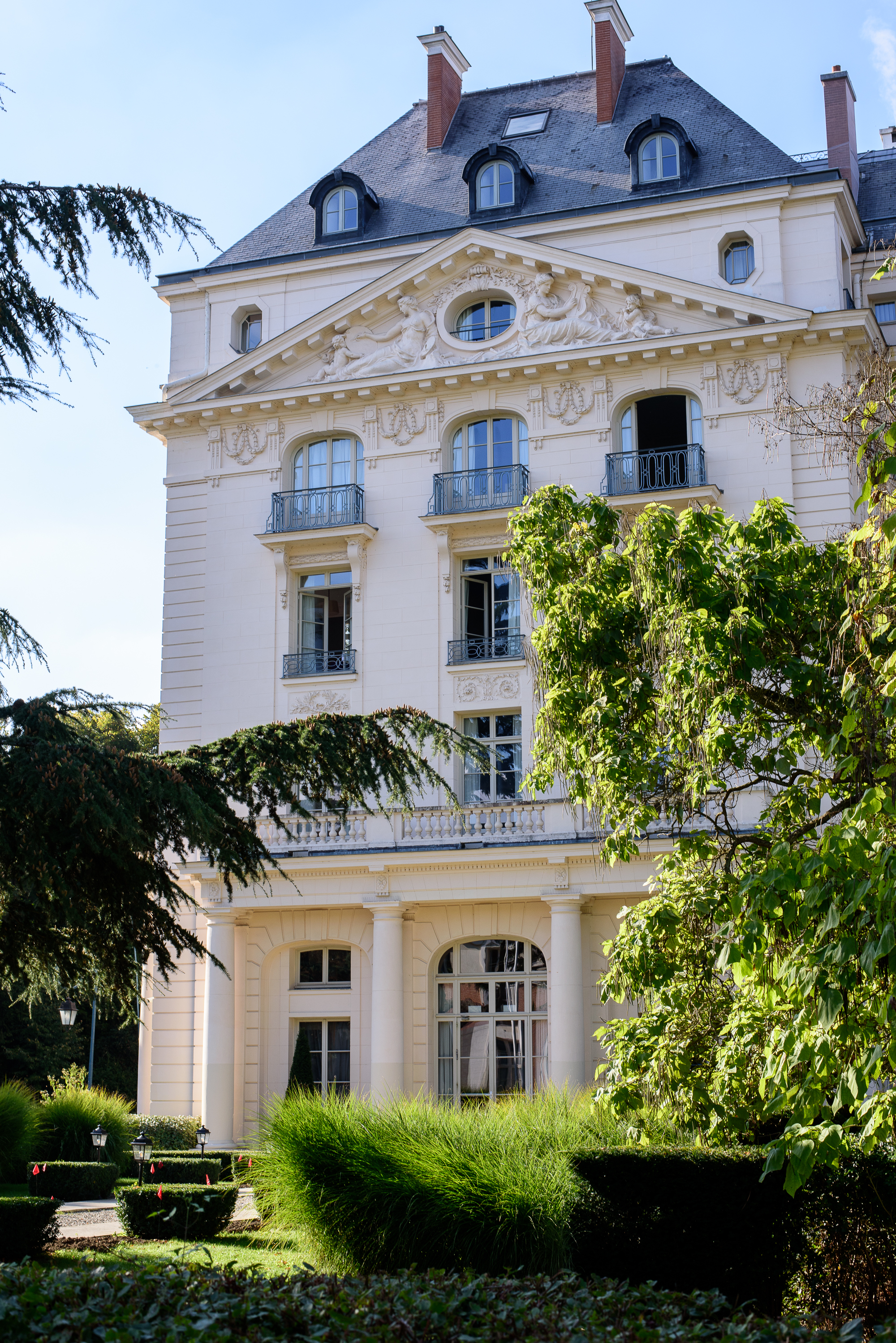 Trianon palace versailles style plaza - Hotel trianon versailles ...