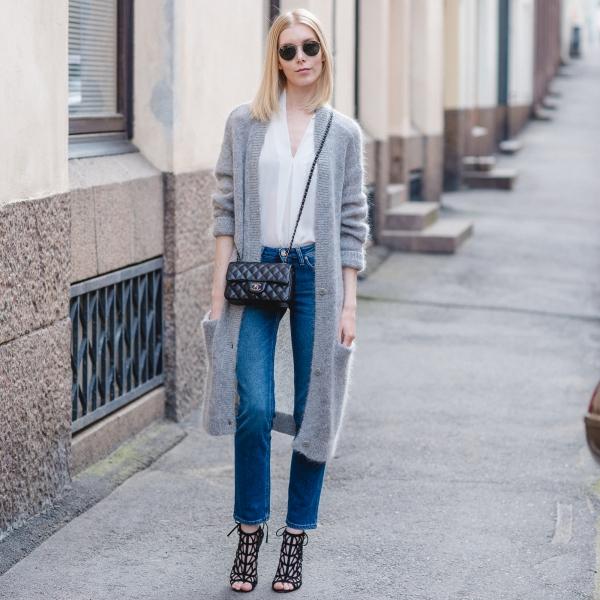 Style Plaza Blog Mohair Cardigan 2 3