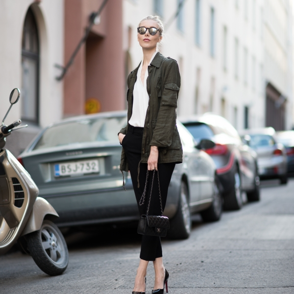 Style Plaza Parka Coat 4
