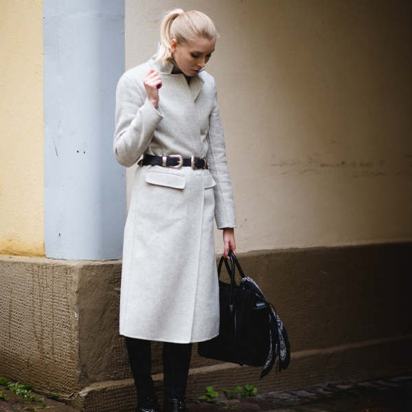 Style Plaza Wool Coat 2