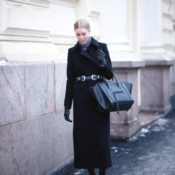 Style Plaza Maxi Length Coat 1 1