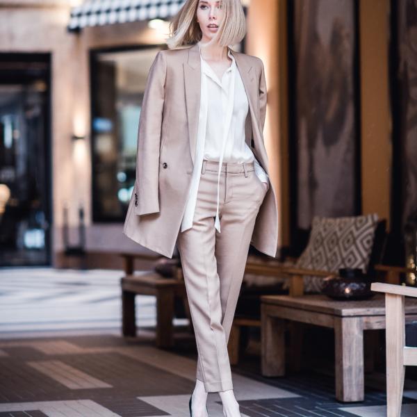 Style Plaza Suistudio Camel Suit 2