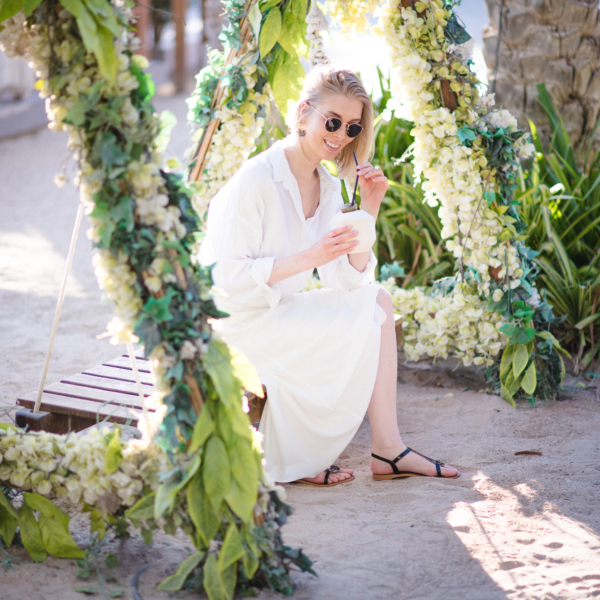 Style Plaza All White Holiday Outfit3