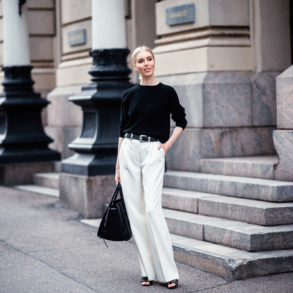 Style Plaza Black And White Outfit2