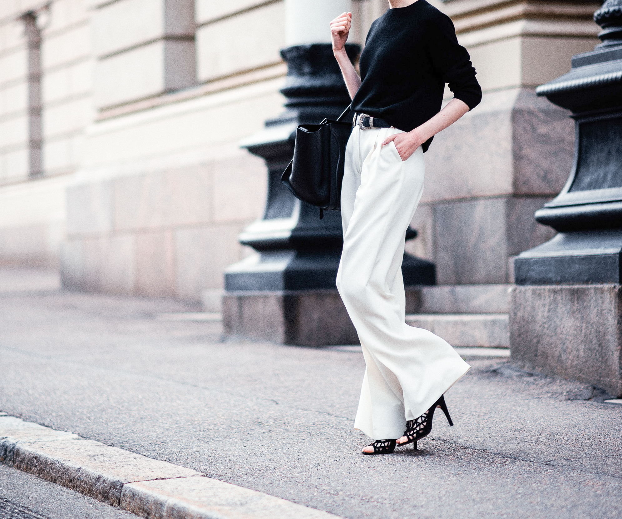 Style Plaza Black And White Outfit30