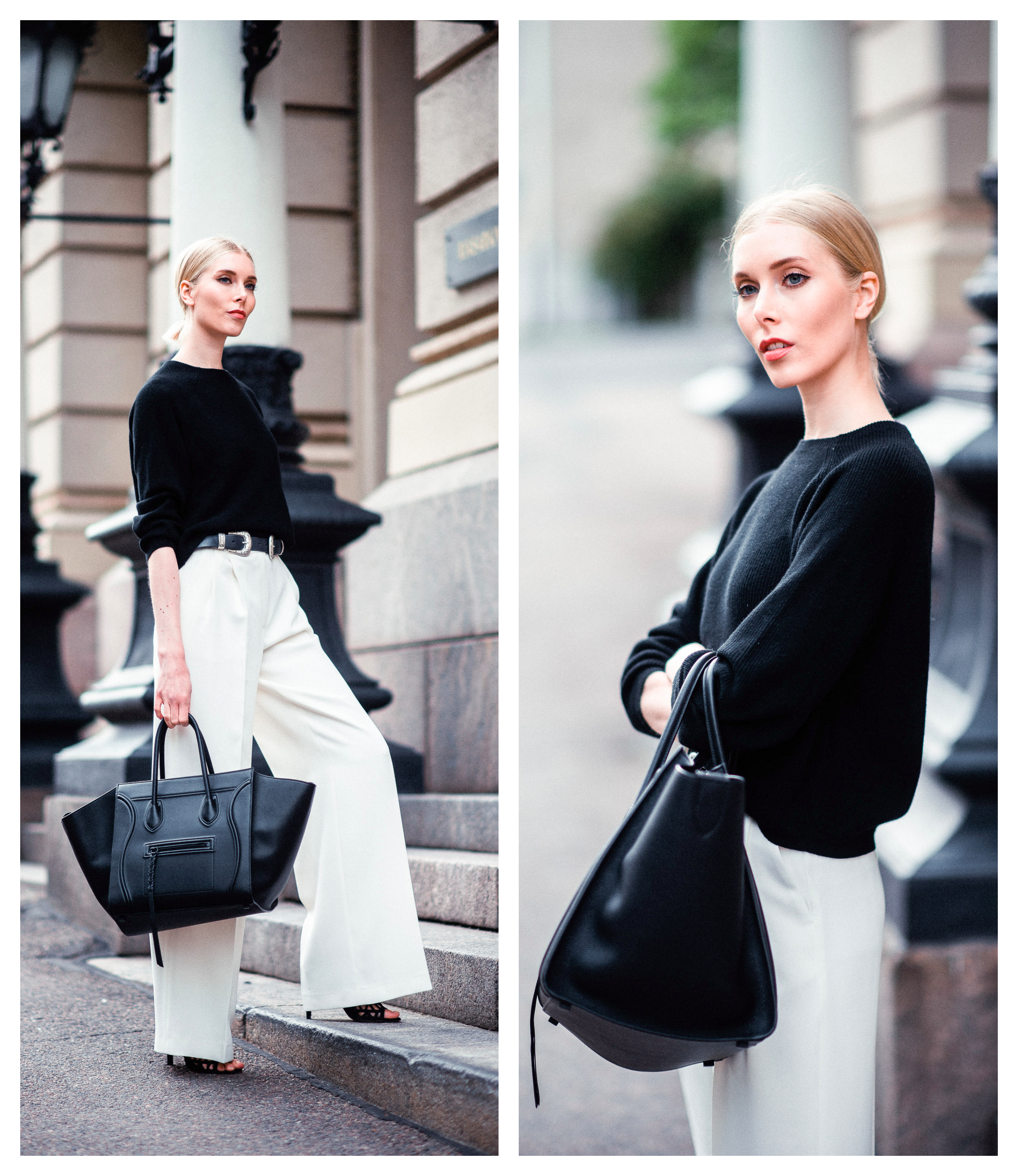 Style Plaza Blackwhite Outfit3