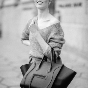 Style Plaza Grey Knit Outfit