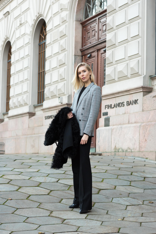 Style Plaza Kappahl Bleiseri Nordic Blogger 3