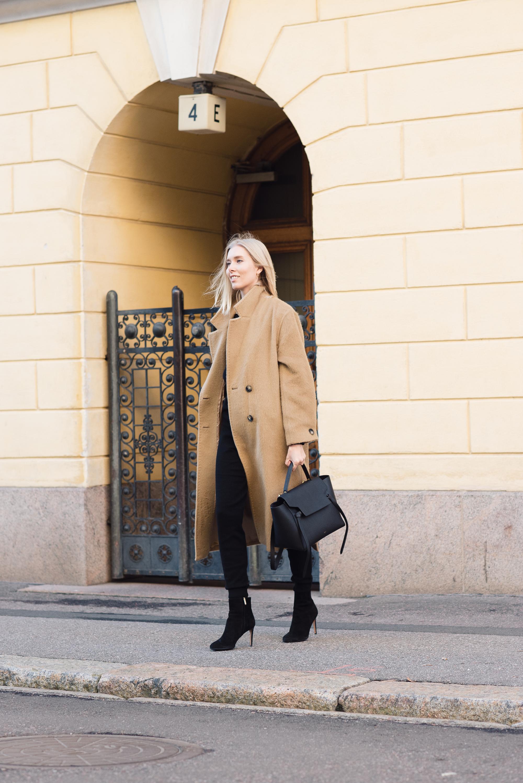 Style Plaza Nordic Fashionblog Camel Coat14