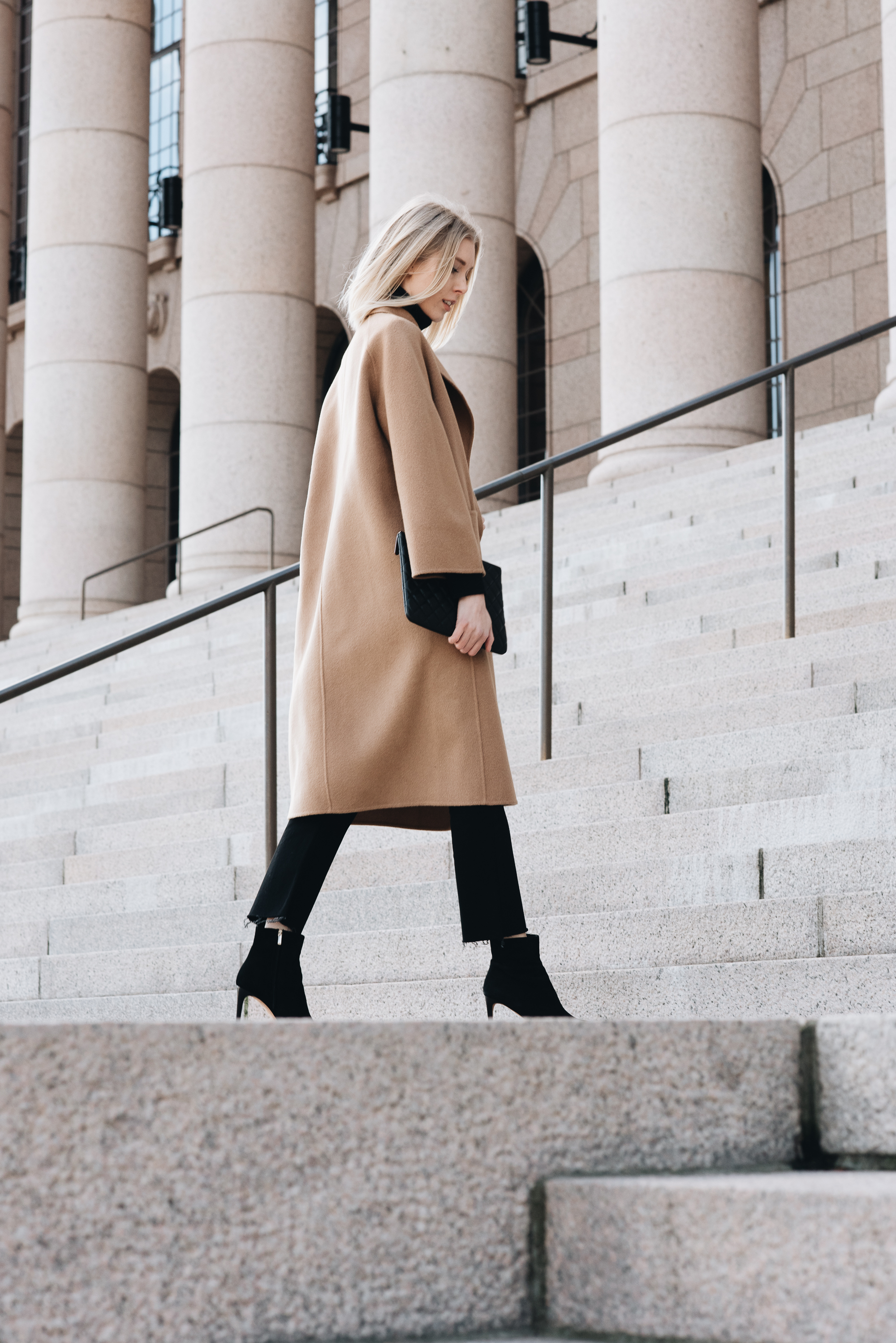 Style Plaza The Curated Camel Coat12
