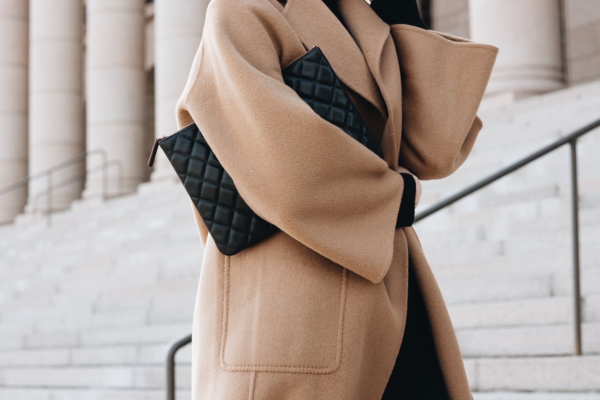 Style Plaza The Curated Camel Coat15