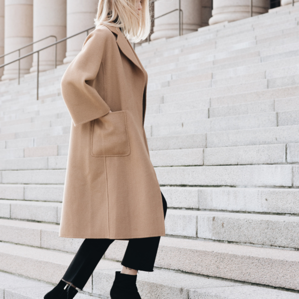 Style Plaza The Curated Camel Coat24