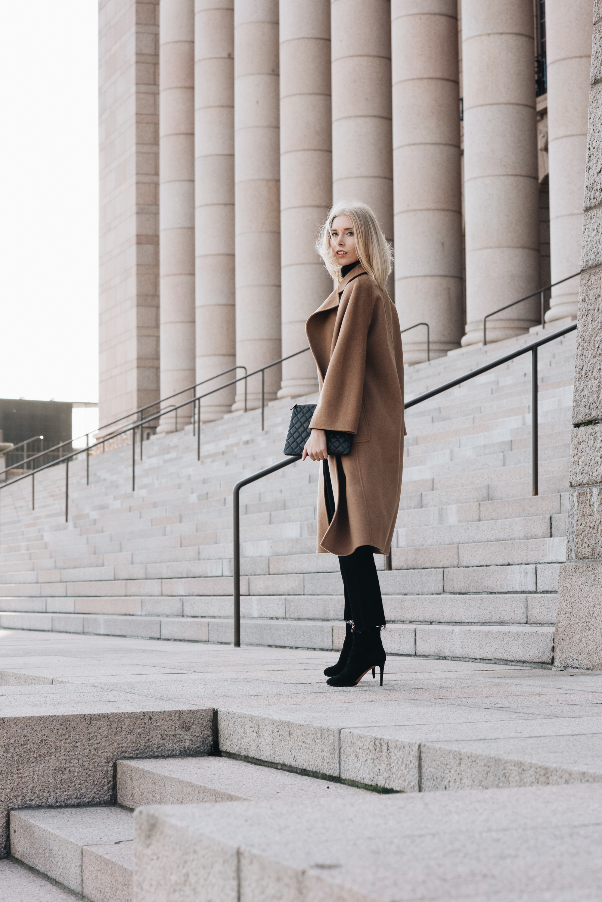 Style Plaza The Curated Camel Coat4 3