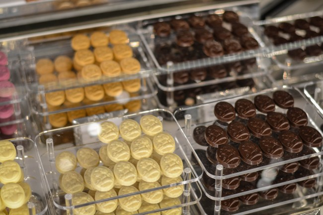 LES MARQUIS DE LADURÉE chocolat