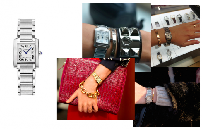 TOP 5 WOMENS LUXURY WATCHES Cartier