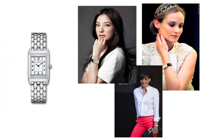 TOP 5 WOMENS LUXURY WATCHES Jaeger Lecoultre