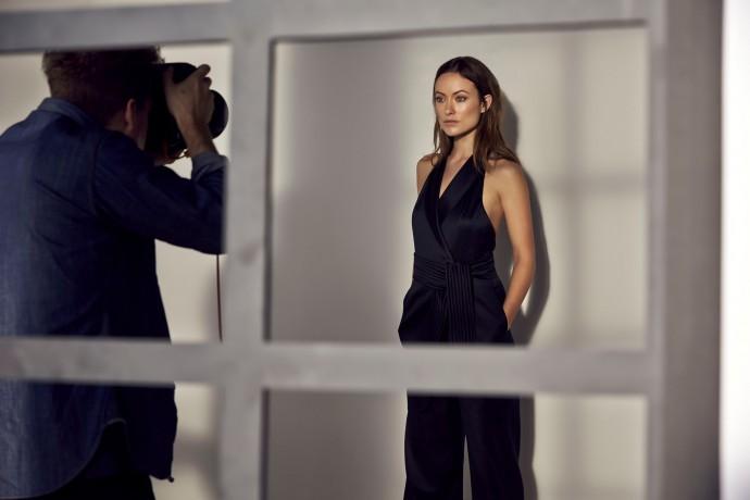 HM Olivia Wilde Model Posing