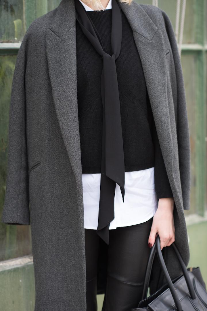 andiata skinny scarf