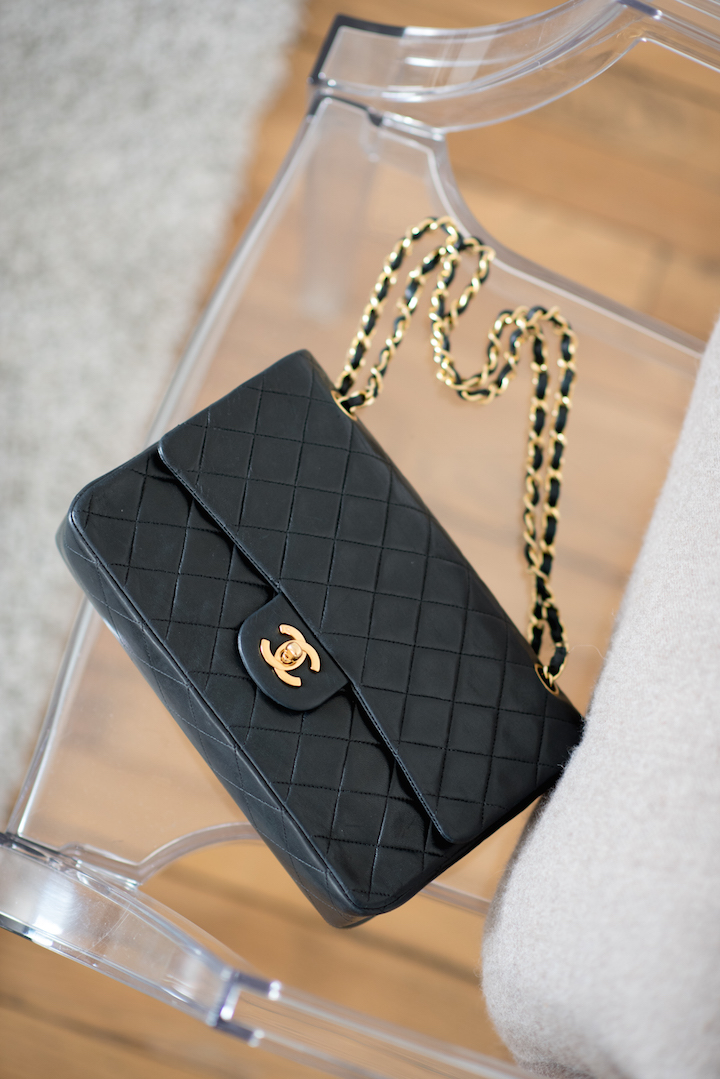 chanel flap bag12