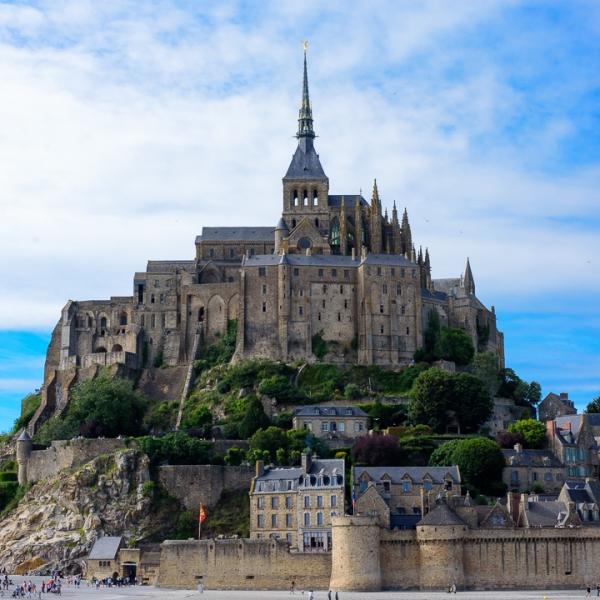 Le Mont Saint Michel 10