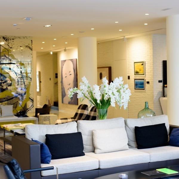 H10 Art Gallery Hotel Barcelona 6