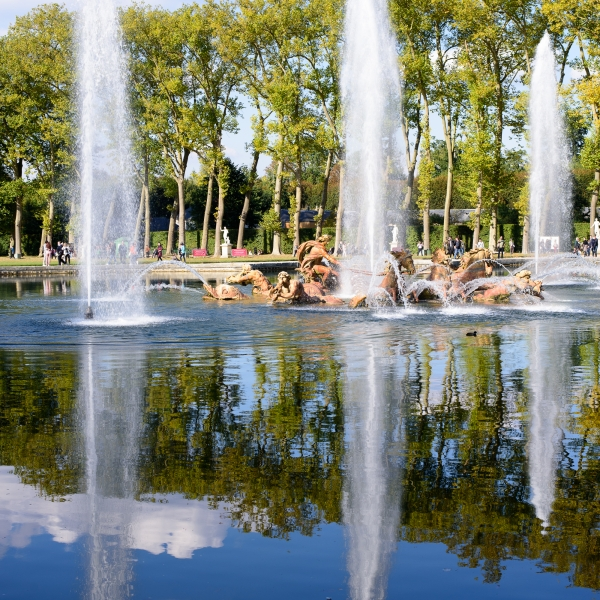 Palace Of Versailles Garden 6
