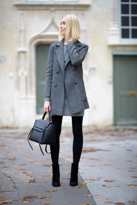 Grey Blazer 10