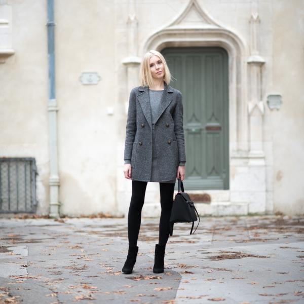 Grey Blazer 3