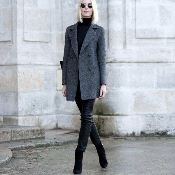 Zara Blazer Outfit Style Plaza 9