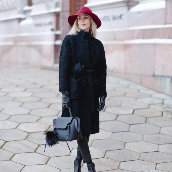 Anna Sofia Helsinki Snow 6