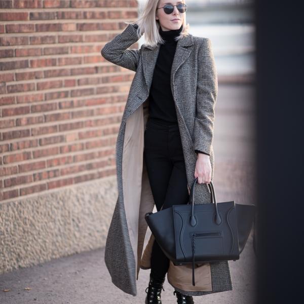 Andiata Maxi Coat Style Plaza 11