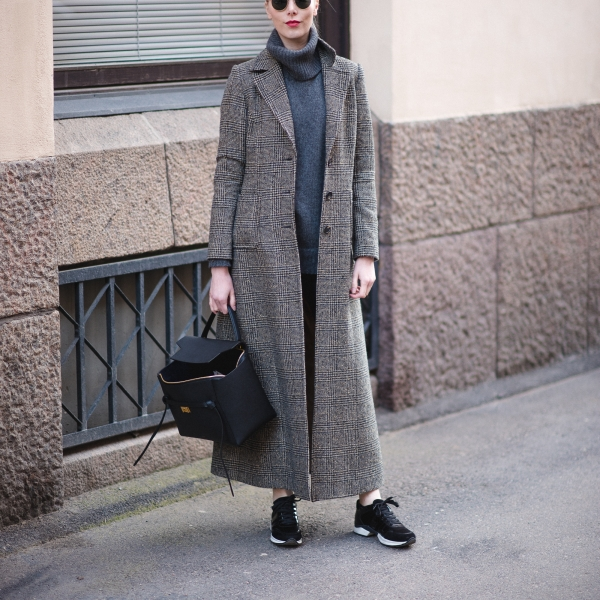 Andiata Long Wool Coat Style Plaza 7
