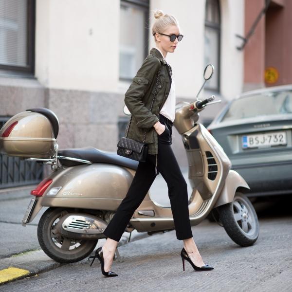 Style Plaza Parka Coat 5