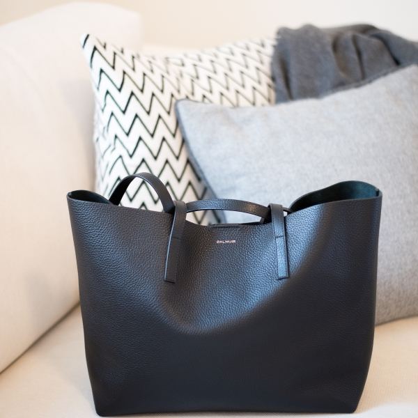 Balmuir Estelle Shopper Black 3