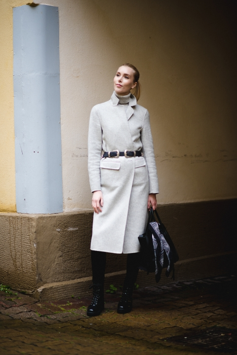 Style Plaza Wool Coat 1