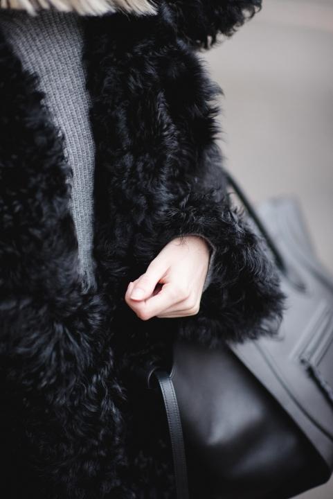 Style Plaza Lamb Fur Coat Andiata 12