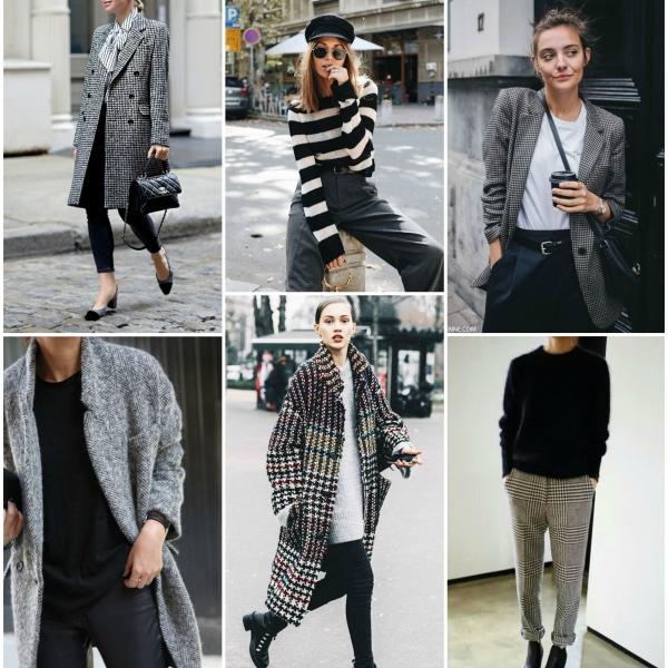 Fashion Inspo Blackwhite