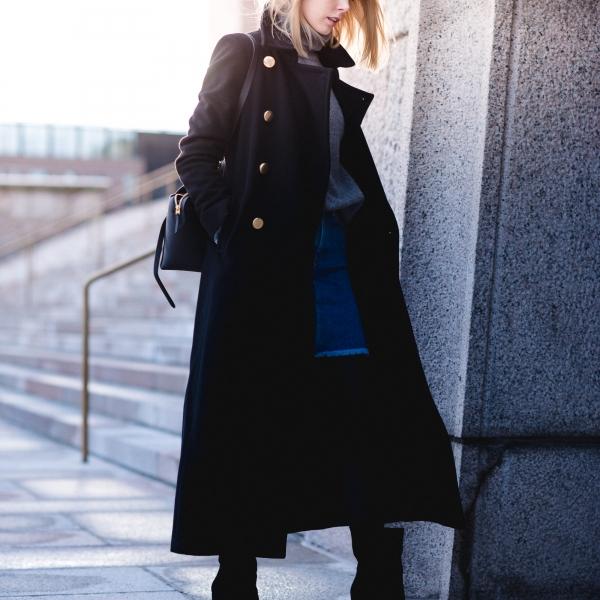 Style Plaza Maxi Coat 16