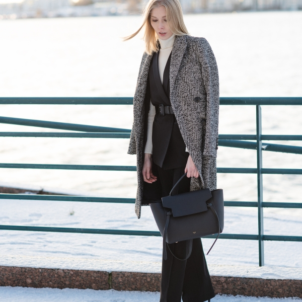 Style Plaza Monochrome Look 1