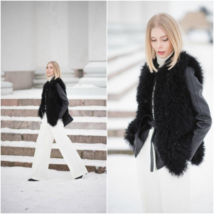 Style Plaza White