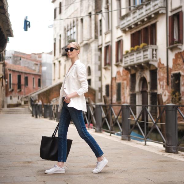 Style Plaza Lindex Linen Blazer 4