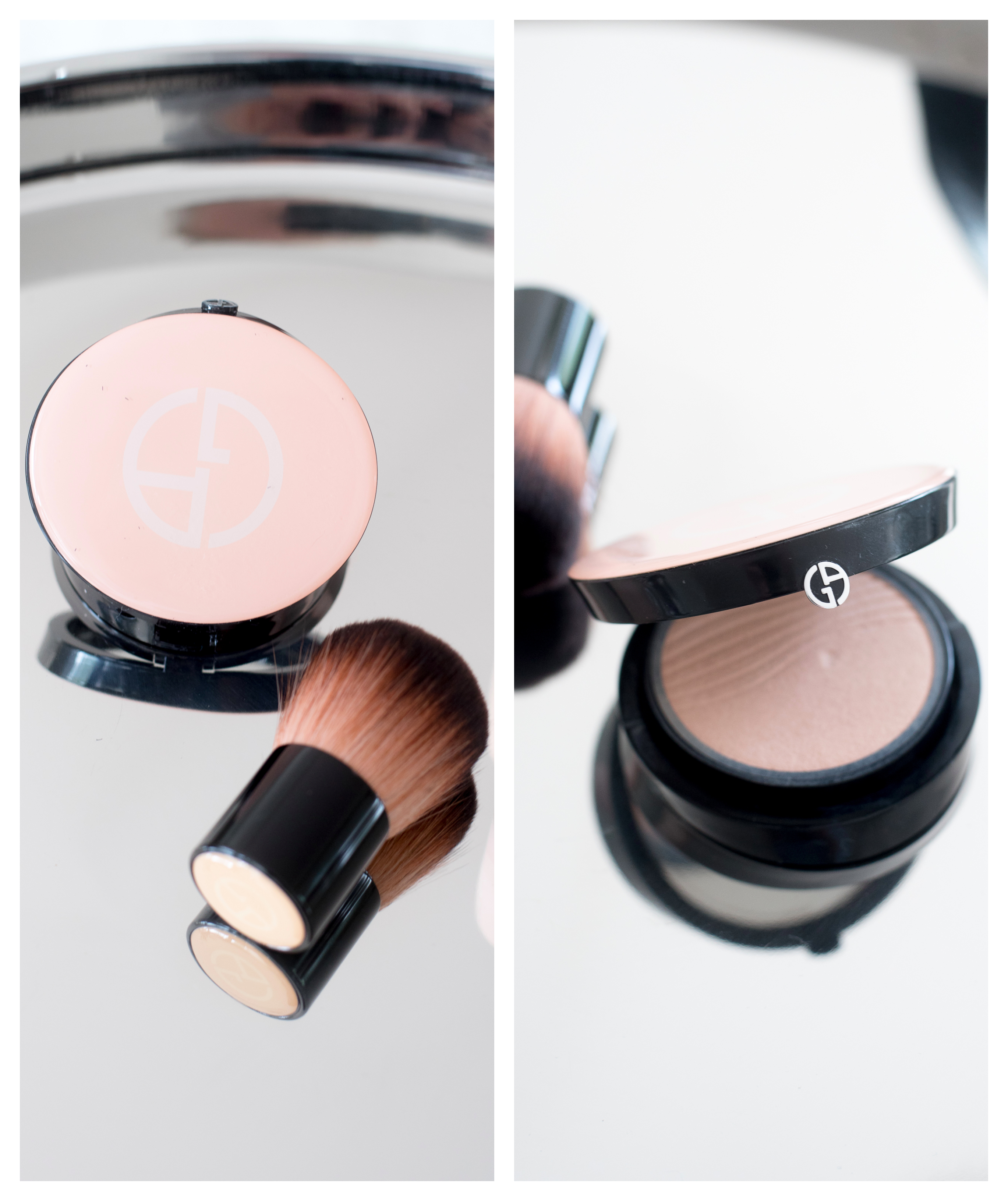 Style Plaza Armani Beauty Nude Makeup1