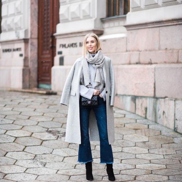 Style Plaza Balmuir Helsinki Kashmirhuivi