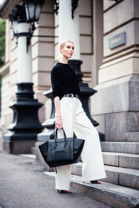 Style Plaza Black And White Outfit10