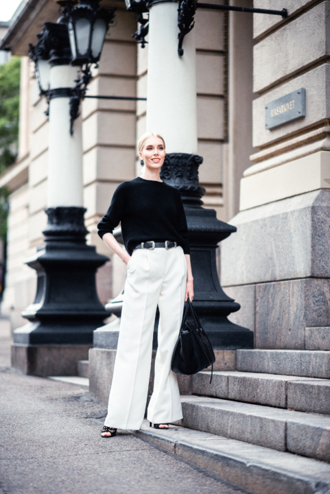 Style Plaza Black And White Outfit12