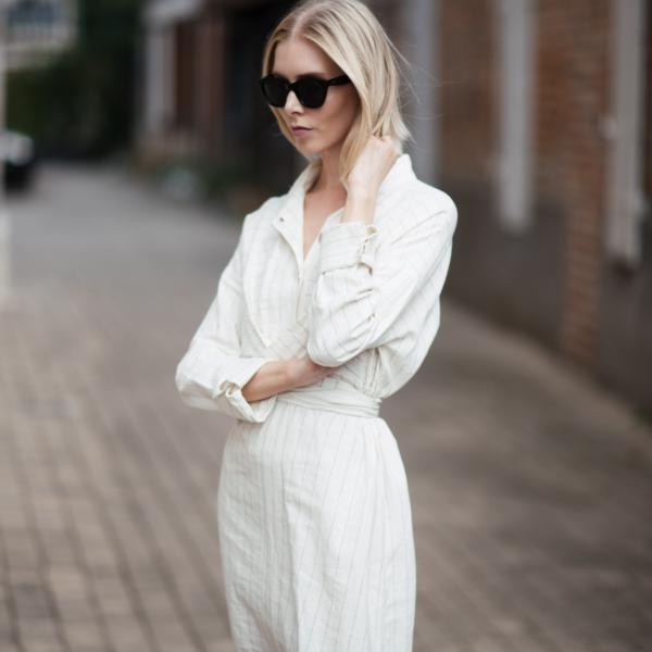 Style Plaza Linen Dress19
