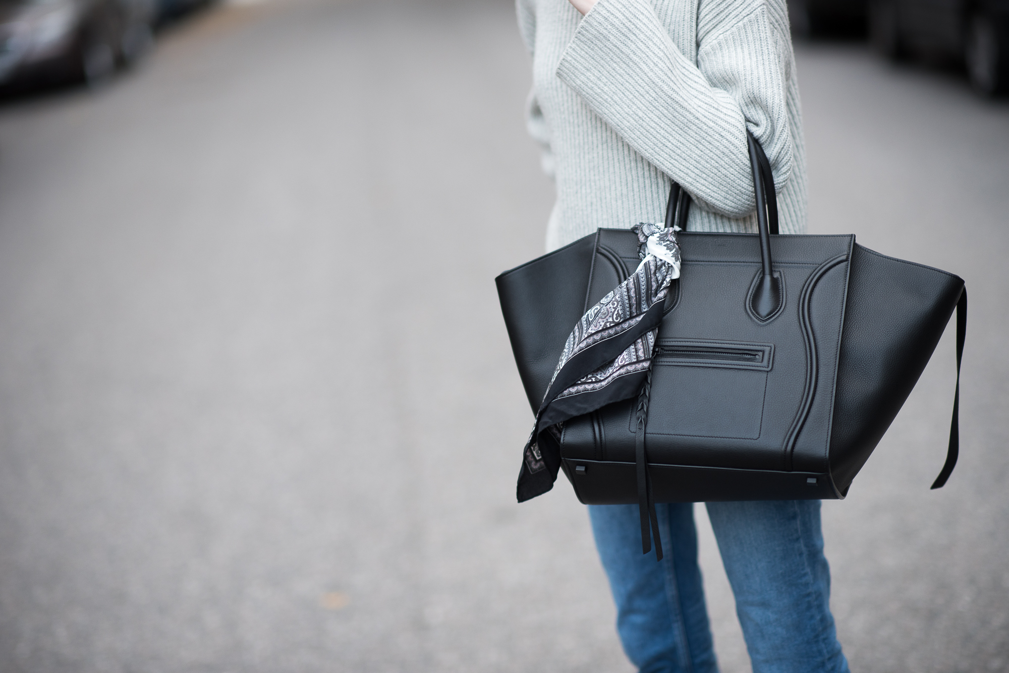 Style Plaxa Nordic Style Blogger Celine Phantom 20