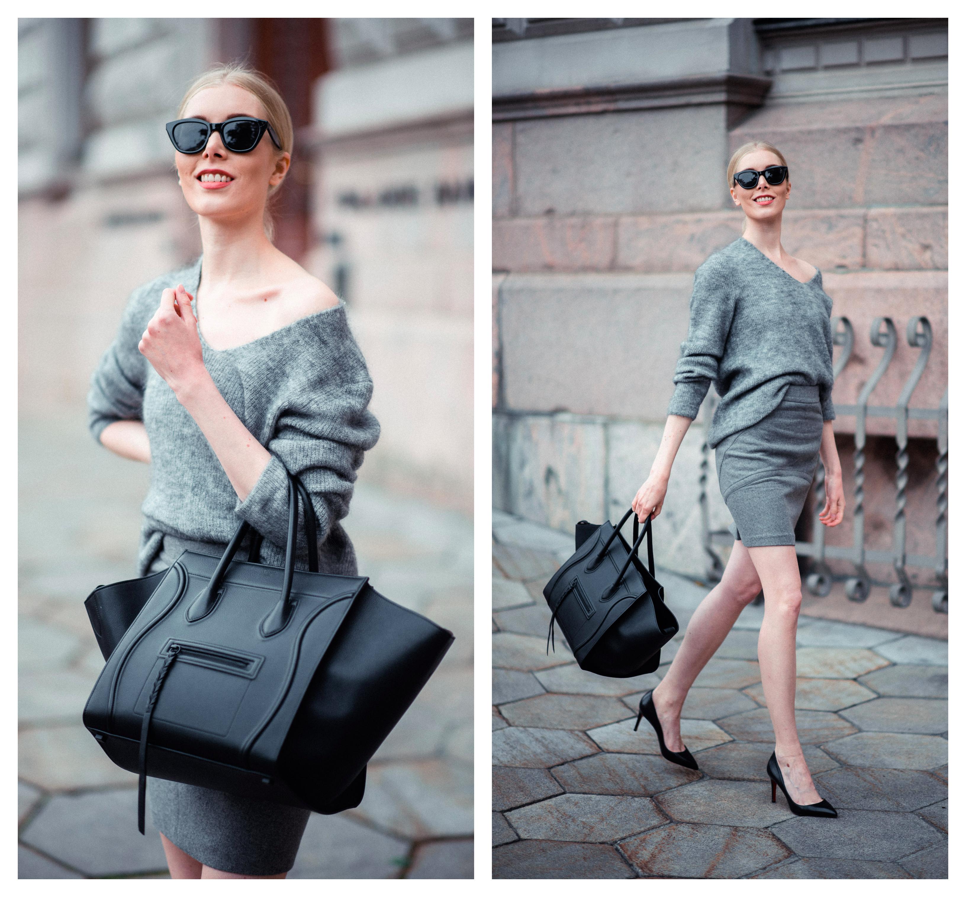 Style Plaza Grey Look1