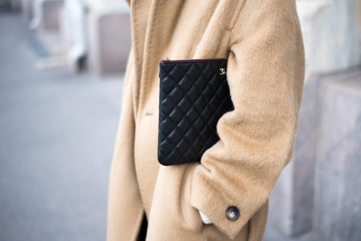 Style Plaza Nordic Blogger Camel Coat 5