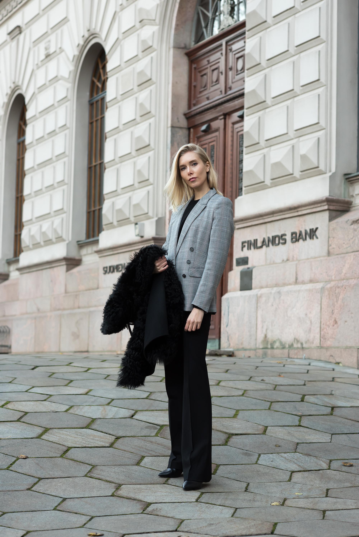 Style Plaza Kappahl Bleiseri Nordic Blogger 2 3